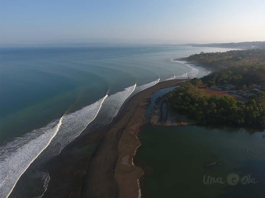 Pavones, Costa Rica surf